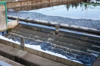 ČOV HK - čištění vody - IMG_3882