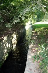 regulace vodní tok