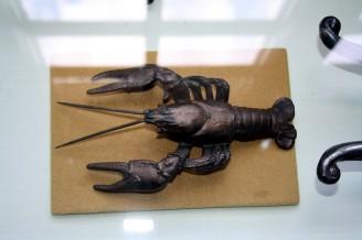 Muzeum Blansko - litinový rak - IMG_2835