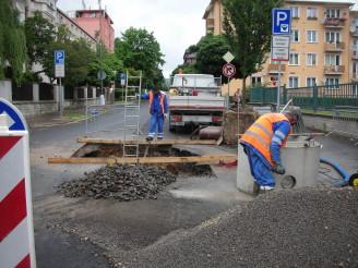 SVS - opravy 2 - Chomutov, Prokopova, Daliborova 001