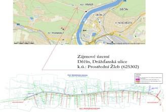 kanalizace Děčín