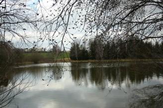 rybník Kbelka