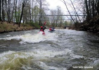 vodáci - foto Jiří janoušek raft