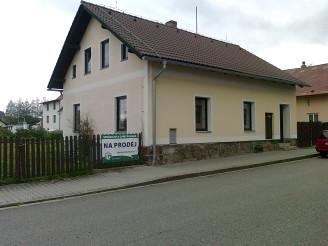 rodinný dům Volary