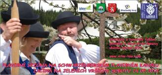 NP Šumava zahájení pozvánka Schwarzenberský kanál