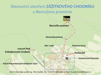 Mapka-lazne_Jesenik-Zazitkovy_chodnik-slavnostni_otevreni
