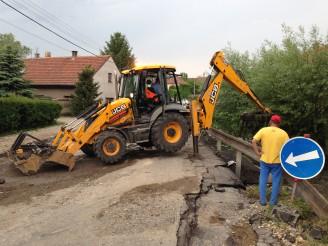Povodně následky - Dolany_foto