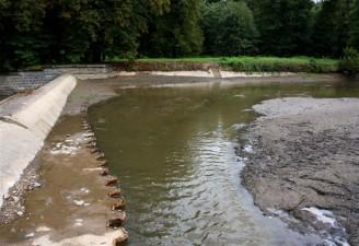 Doubravka - málo vody - IMG_2821
