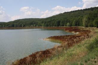 nádrž Dunajovice