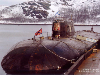 ponorka KURSK_2