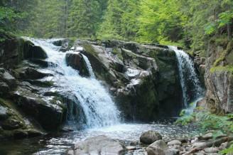 vodopád - síla voda