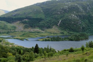 Skotsko - Loch Shiel - IMG_7270