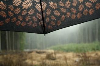 déšť - deštník -