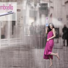 neviditelný deštník - osel - 1413432419