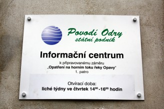 Povodí Odry - Informační centrum - IMG_7765