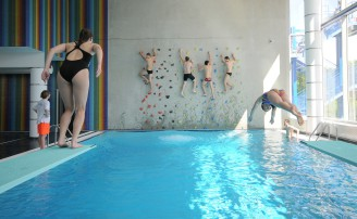 Aquacentrum Pardubice bazén