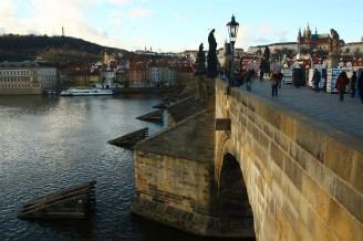 IMG_7142 -Karlův most a Vltava