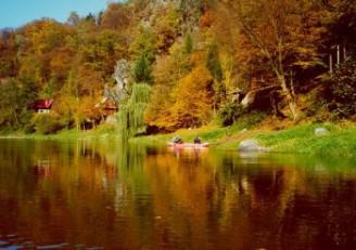 Sázava Pitkovice raft