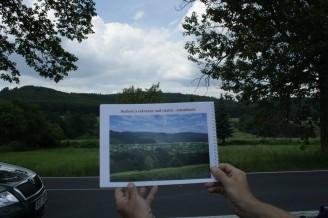 Heřminovy 5 - vizualizace rekreační oblast nad přehradou