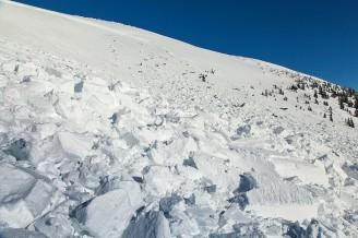 KRNAP - lavina 3 Kamila Antošová