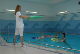 Lázně Luhačovice - bazén - Paperlife