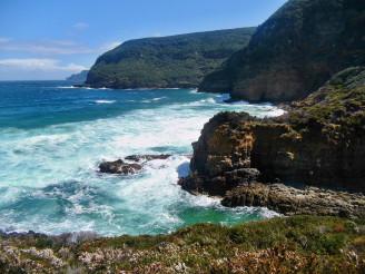 Tasmánie - výhledy