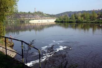 ÚČOV Praha voda vyčištěná Vltava - IMG_4559
