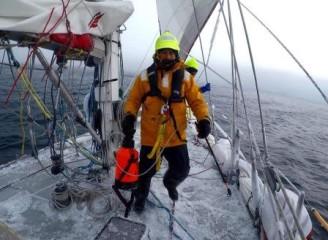 ČZU rozmrazování Antarktida