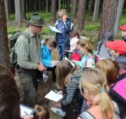 Lesy ČR - osvěta děti