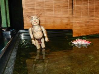 Vietnam vodní divadlo