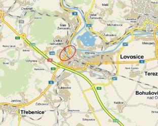 plánek Lovosice SVS