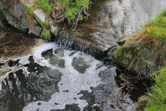 potok malý vodopád - IMG_3737