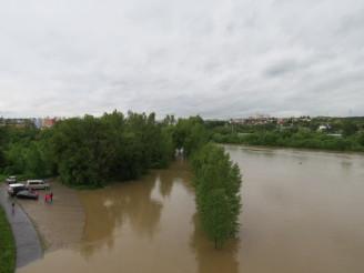 povoden-soutok berounka-vltava