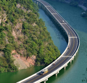 Čína most skvost