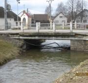 Jihlávka, Stonařov, stav k 9.3. 2009
