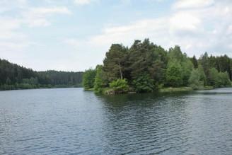krajina VN Švihov les