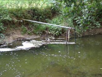 odber vody z potoku (1)