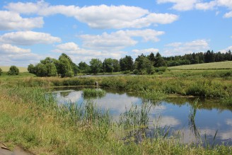 rybník soustava čištění - IMG_8964