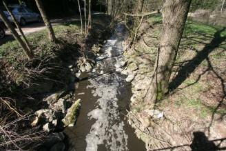 znečištění řeka Jihlava ČIŽP