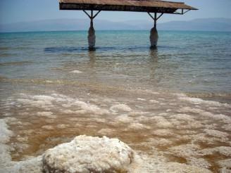 Izrael - Mrtvé moře