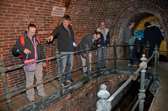 PVK historická kanalizace