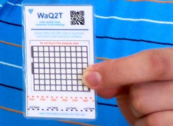 V Olomouci vyvinuli tester na závadnost vody. Bude pro každého ... 252f392eae6