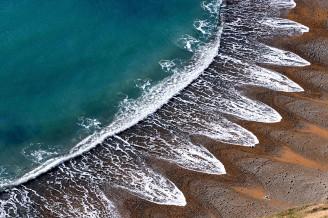 voda moře obrazce - reflex.cz