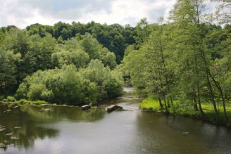 jez řeka Želivka - IMG_8003