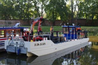 loď Jožin PMO