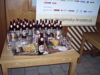 pivo - Znojemský hrozen
