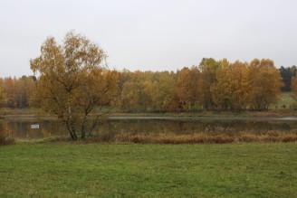 rybník - podzim - krajina - IMG_6248