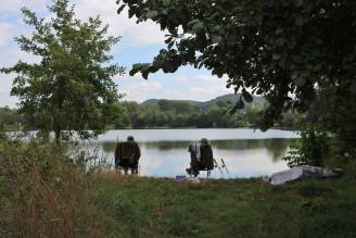 rybník - rybář - rybáři - IMG_2809