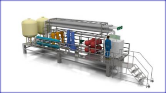 Nanoasociace - pitná voda z prasečí kejdy
