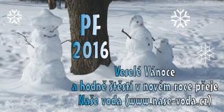PF Naše voda 2016